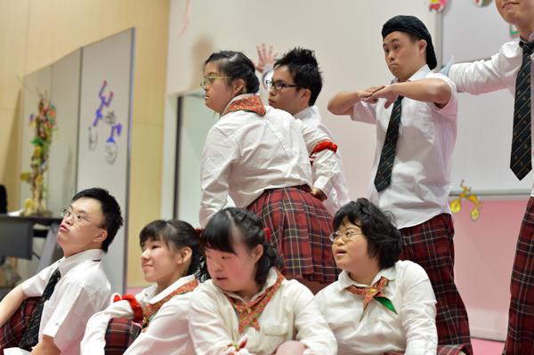 岡山から参加のダンスグループ