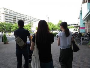01_東京郊外の生活を探る