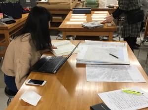 2018年11月8日_パネル原稿の最終調整 - 松田忍